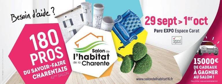 42ème Salon de l'Habitat de la Charente