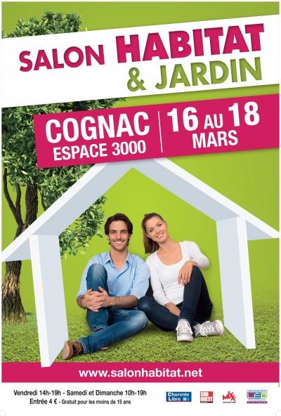 SALON HABITAT & JARDIN DE COGNAC