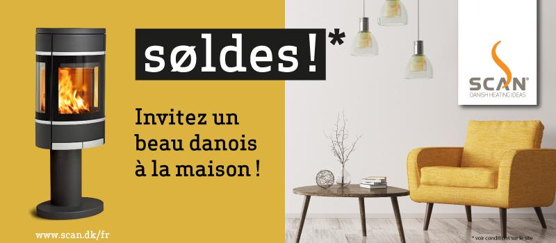 PROFITEZ DES SOLDES !