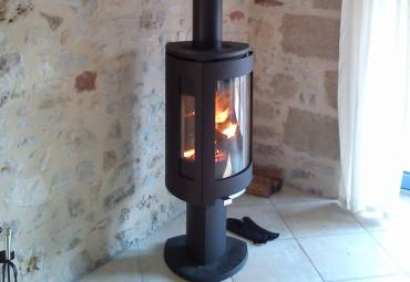 Etude, conseil, et installation poêle et cheminée