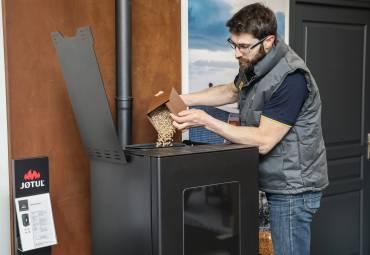 Ramonage et maintenance appareil à granulés