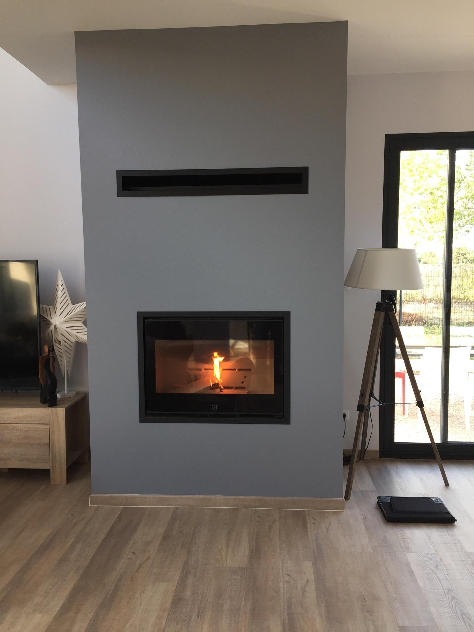 Photos poêle à bois & cheminée Jotul, Atra, Ild, Scan à Dijon