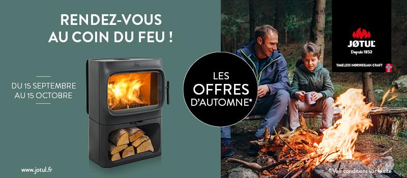 Rendez-vous au coin du feu!