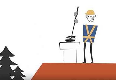 Ramonage et entretien de poêle à granulés, à gaz et cheminée