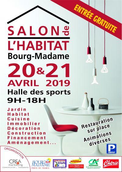 1er Salon de l'Habitat de Bourg-Madame
