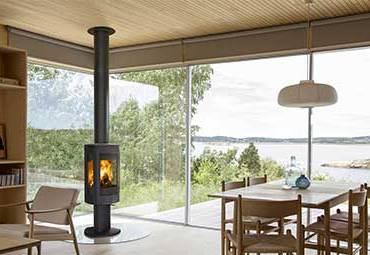 Conseil, installation et entretien de poêles à bois, à granulés et cheminées