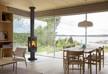 Installation et mise en service de poêle et cheminée